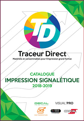 Traceur Direct - Catalogue Graphique 2018